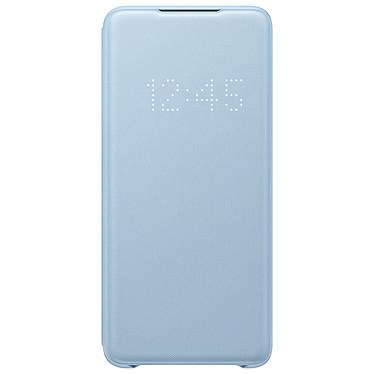 Samsung LED View Cover Bleu Galaxy S20+