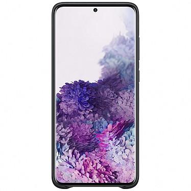 Avis Samsung Coque Cuir Noir Samsung Galaxy S20+