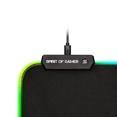 Acheter Spirit of Gamer Skull RGB Gaming Mouse Pad XXL