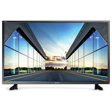 "Sharp 40BF2E Téléviseur LED Full HD 40"" (102 cm) - 1920 x 1080 pixels - HDMI - USB - 100 Hz - Son 2.0 Harman/Kardon 20W"