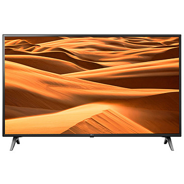 "LG 55UM7100 Téléviseur LED 4K Ultra HD 55"" (140 cm) 16/9 - 3840 x 2160 pixels - HDR - Wi-Fi - Bluetooth - 1600 Hz - Son 2.0 20W"