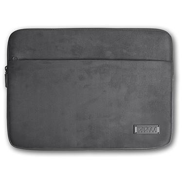 """PORT Designs Milano 13/14"""" (gris) Housse pour ordinateur portable (jusqu'à 14"""")"""