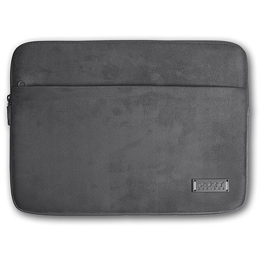 """PORT Designs Milano 15.6"""" (gris) Housse pour ordinateur portable (jusqu'à 15.6"""")"""