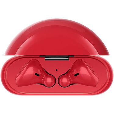 Avis Huawei FreeBuds 3 Rouge