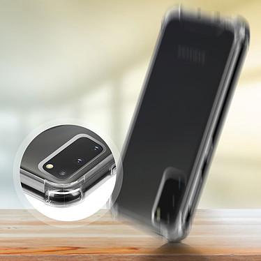 Akashi Coque TPU Angles Renforcés Samsung Galaxy S20 pas cher