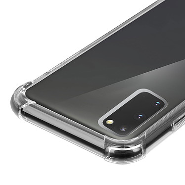 Avis Akashi Coque TPU Angles Renforcés Samsung Galaxy S20
