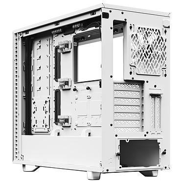 Acheter Fractal Design Define 7 TG Clear Blanc