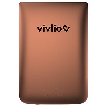 Acheter Vivlio Touch HD Plus Cuivre/Noir + Pack d'eBooks OFFERT + Housse Chinée Verte