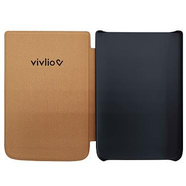 Vivlio Touch HD Plus Cuivre/Noir + Pack d'eBooks OFFERT + Housse Marron pas cher