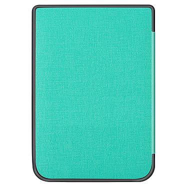 Vivlio Touch Lux 4 Noir + Pack d'eBooks OFFERT + Housse Chinée Verte pas cher