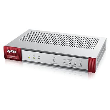 ZyXEL ZyWall USG40 (USG40-EU0102F) Pare-feu UTM / VPN 20 tunnels 3 ports LAN 10/100/1000 Mbps + 1 port WAN + 1 port OPT