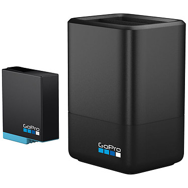 GoPro HERO8 Black + Chargeur Double + Batterie pas cher