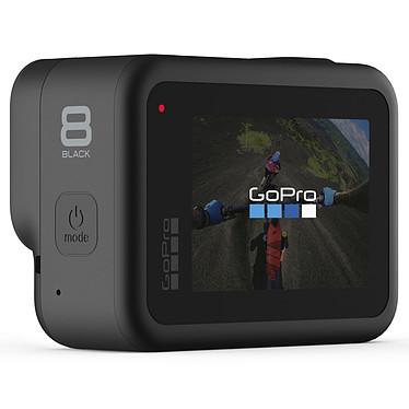Acheter GoPro HERO8 Black + Chargeur Double + Batterie