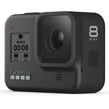 Avis GoPro HERO8 Black + Chargeur Double + Batterie