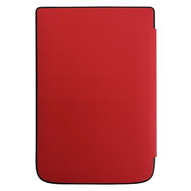 Vivlio Touch Lux 4 Noir + Pack d'eBooks OFFERT + Housse Rouge pas cher
