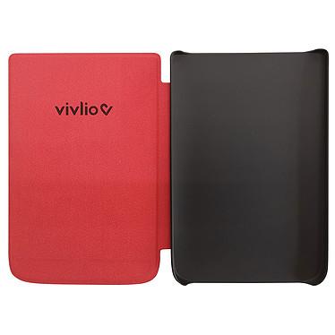 Acheter Vivlio Touch HD Plus Cuivre/Noir + Pack d'eBooks OFFERT + Housse Rouge