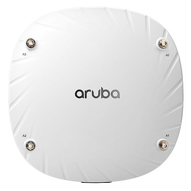 Aruba AP-514 (Q9H57A) Point d'accès intérieur Wi-Fi 6 AX3000 Dual-Band MU-MIMO 4x4:4 + 2x2:2 PoE