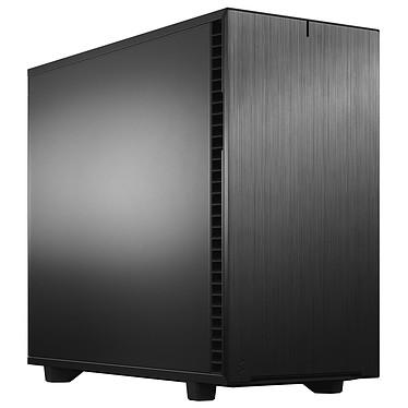 Fractal Design Define 7 Solid Noir/Blanc Boîtier Moyen Tour avec panneaux insonorisés en acier et trois ventilateurs 140 mm