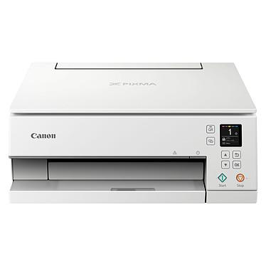 Canon PIXMA TS6351 Blanc Imprimante Multifonction jet d'encre couleur 3-en-1 (USB / Wi-Fi)