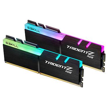 G.Skill Trident Z RGB 32 Go (2 x 16 Go) DDR4 4266 MHz CL17