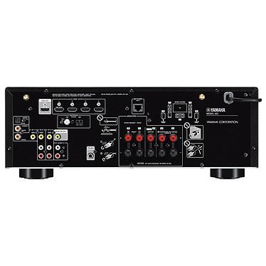 Avis Yamaha HTR-4072 Noir + Focal Pack Cinema+
