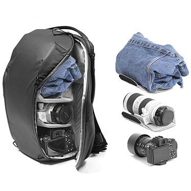Acheter Peak Design Everyday Backpack ZIP V2 15L Noir