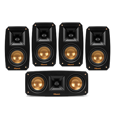 Klipsch Reference Theater Pack 5.0 Pack d'enceintes 5.0