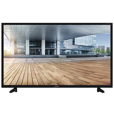 "Sharp 32BB3E TV LEC HD 32"" (81 cm) - 1366 x 768 píxeles - Wi-Fi - HDMI - USB - 100 Hz - Sonido 2.0 Harman/Kardon 20W"