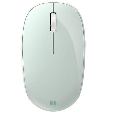 Microsoft Bluetooth Mouse Menthe Souris sans fil - ambidextre - capteur optique 1000 dpi - 3 boutons