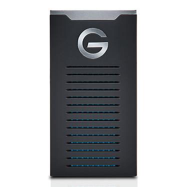 G-Technology G-DRIVE Mobile SSD 500 Go SSD externe 500 Go robuste USB 3.1 Mac et PC après reformatage
