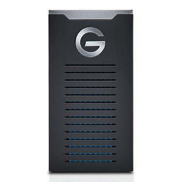 G-Technology G-DRIVE Mobile SSD 1 To SSD externe 1 To robuste USB 3.1 Mac et PC après reformatage