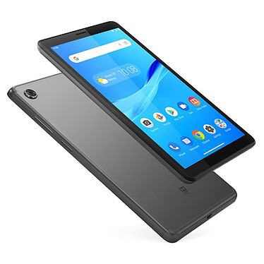 "Lenovo Tab M7 TB-7305F Gris Platine (ZA550065SE) Tablette Internet - MediaTek MT8321 Quad-Core 1.3 GHz - 1 Go - 16 Go - 7"" LCD IPS Tactile - Wi-Fi/Bluetooth/Webcam - Android 9.0 Go Edition"