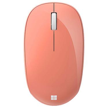 Microsoft Bluetooth Mouse Pêche Souris sans fil - ambidextre - capteur optique 1000 dpi - 3 boutons