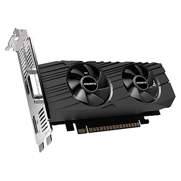 Avis Gigabyte GeForce GTX 1650 OC Low Profile 4G