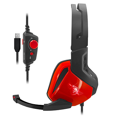 Opiniones sobre Spirit of Gamer Xpert-H100 Red Edition