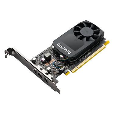 NVIDIA Quadro P400 DVI V2 2 Go GDDR5 - 3 x Mini DisplayPort - PCI Express 3.0 x16 + 3 adaptateurs vers DVI-D SL (NVIDIA Quadro P400)