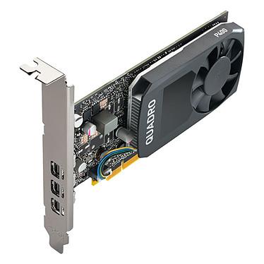 Avis NVIDIA Quadro P400 DVI V2