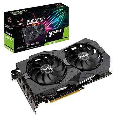 ASUS GeForce GTX 1660 SUPER ROG-STRIX-GTX1660S-A6G-GAMING 6GB GDDR6 - Dual HDMI/Dual DisplayPort - PCI Express (NVIDIA GeForce GTX 1660 SUPER)