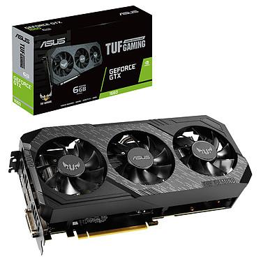 ASUS GeForce GTX 1660 TUF3-GTX1660-A6G-GAMING 6 Go GDDR5 - HDMI/DisplayPort/DVI - PCI Express (NVIDIA GeForce GTX 1660)
