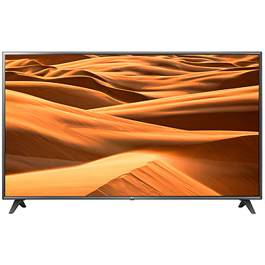 "LG 75UM7110 Téléviseur LED 4K Ultra HD 75"" (190 cm) 16/9 - 3840 x 2160 pixels - HDR - Wi-Fi - Bluetooth - 1700 Hz - Son 2.0 20W"