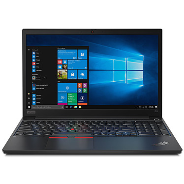 Avis Lenovo ThinkPad E15 (20T8000VFR)