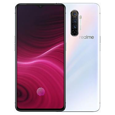 "Realme X2 Pro Blanco (8 GB / 128 GB) Smartphone 4G-LTE Advanced Dual SIM - Snapdragon 855 8-Core 2.96 GHz - 8 GB de RAM - Pantalla táctil AMOLED 6.5"" 1080 x 2400 - 128 GB - NFC/Bluetooth 5.0 - 4000 mAh - Android 9.0"