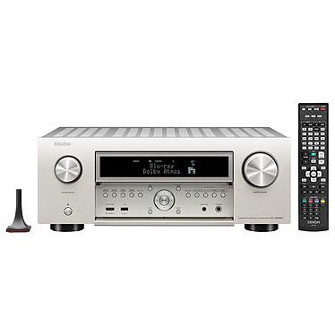 Denon AVC-X6500H Argent Ampli-tuner Home Cinema 11.2 - Dolby Atmos / DTS:X / Auro-3D - IMAX Enhanced - 8x HDMI 4K UHD, HDCP 2.2 - HDR - Wi-Fi/Bluetooth - AirPlay 2 - Multiroom - Amazon Alexa