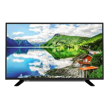 "Toshiba 24WL2A63DG Téléviseur LED HD 24"" (61 cm) 16/9 - 1366 x 768 pixels - Wi-Fi - Bluetooth - HDMI - USB - 600 Hz - Son 2.0 5W"