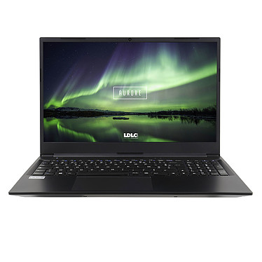 "LDLC Aurore NL4-8-S2 Intel Celeron N4100 8 Go SSD 240 Go 15.6"" LED Full HD Wi-Fi AC/Bluetooth Webcam (sans OS)"