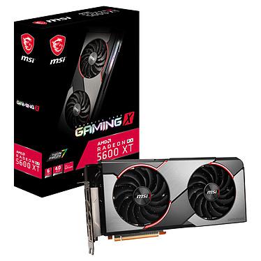 MSI Radeon RX 5600 XT GAMING X 6 Go GDDR6 - HDMI/Tri DisplayPort - PCI Express (AMD Radeon RX 5600 XT)