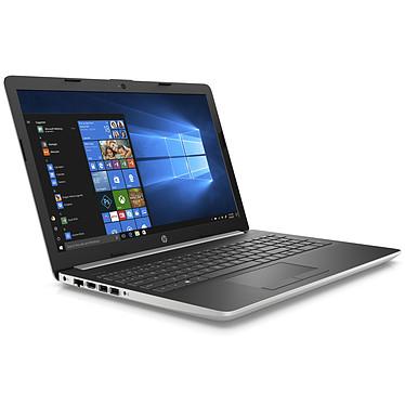 """HP 15-db1042nf (9QG97EA) AMD Ryzen 5 3500U 8 Go SSD 512 Go 15.6"""" LED HD Graveur DVD Wi-Fi N/Bluetooth Webcam Windows 10 Famille en mode S"""