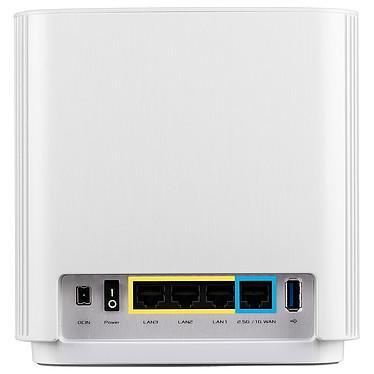 ASUS ZenWiFi AX (XT8) blanc x2 pas cher