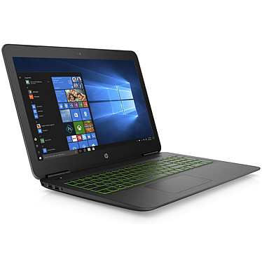 "HP Pavilion 15-bc501nf Intel Core i5-9300H 8 Go 512 Go 15.6"" LED Full HD NVIDIA GeForce GTX 1050 3 Go Wi-Fi AC/Bluetooth Webcam Windows 10 Famille 64 bits"