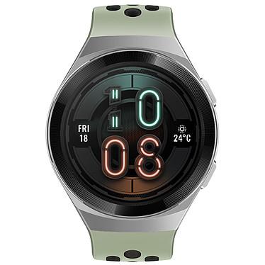 """Huawei Watch GT 2e (Vert) Montre connectée - Étanche 50 m - GPS/GLONASS - Cardiofréquencemètre - Écran AMOLED de 1.39"""" -  454 x 454 pixels - 4 Go - Bluetooth 5.1 - Lite OS - Bracelet en fluoroélastomère"""